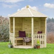 Zest Lawley Gazebo