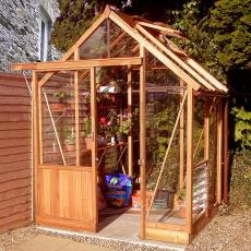FREE GREENHOUSE INSTALLATION on selected Malvern greenhouses