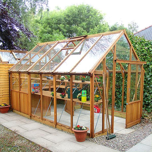 Malvern Hampton Greenhouse
