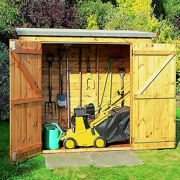 Malvern Toolstore Shed