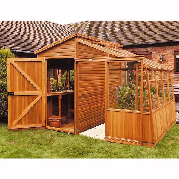 Malvern Retreat Greenhouse