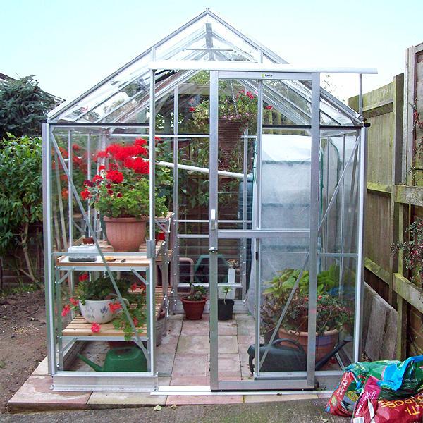 Castle Denbigh Greenhouse