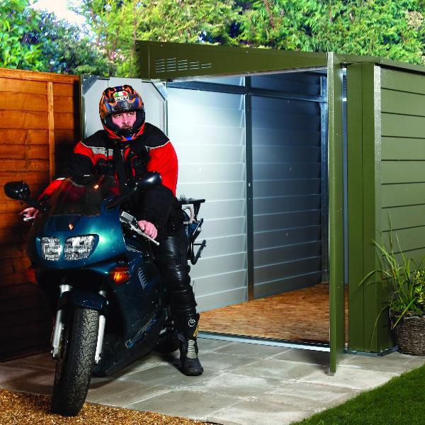 Trimetals Motorcycle Garage