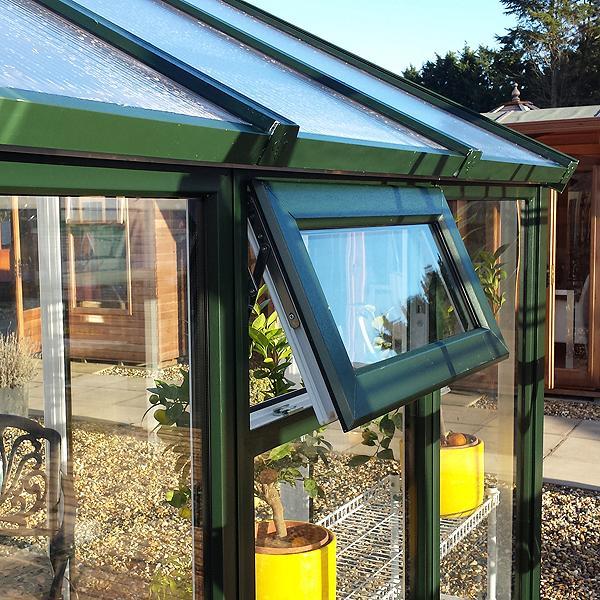 Nordic Iona Greenhouse