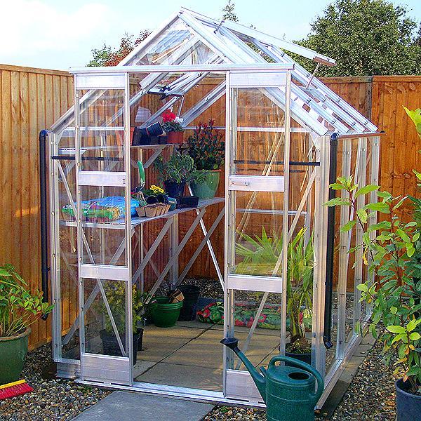 Elite Streamline Greenhouse