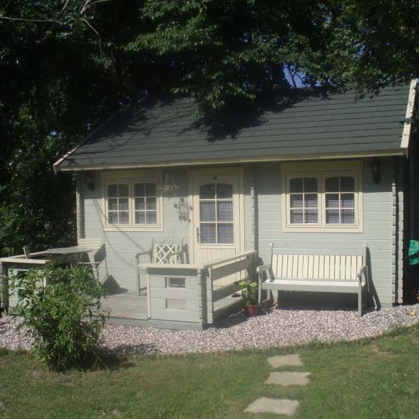 Lillevilla Sibbesborg Log Cabin