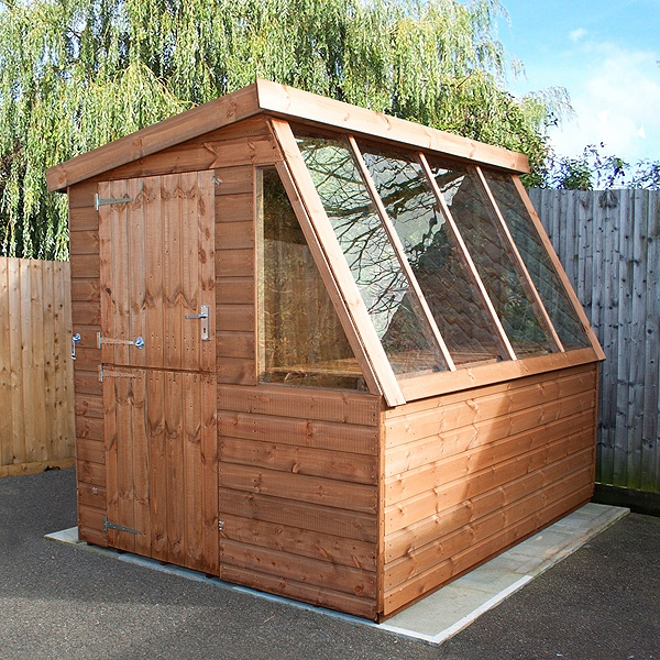 Fort norbury potting shed for Buy potting shed