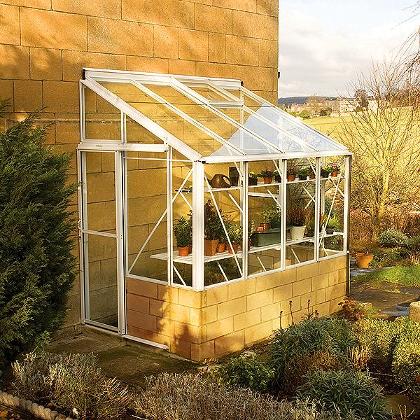 Robinsons Lean To Greenhouse