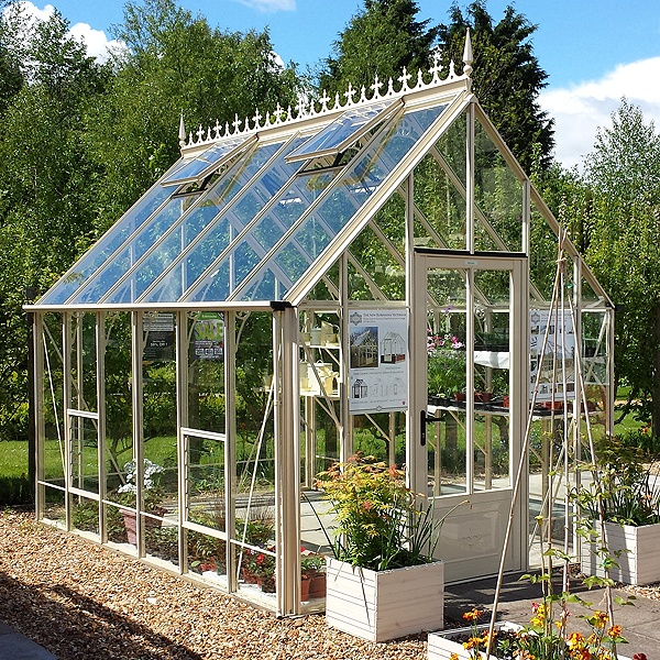 Robinsons ratcliffe greenhouse for Victorian style greenhouse