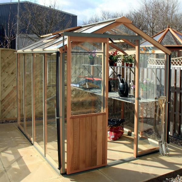 Alton Evolution SIX Greenhouse