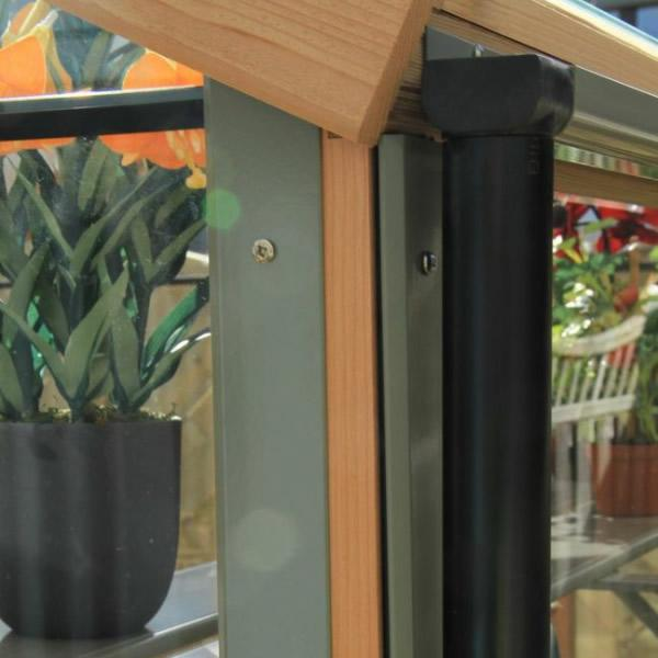 Alton Evolution EIGHT Greenhouse