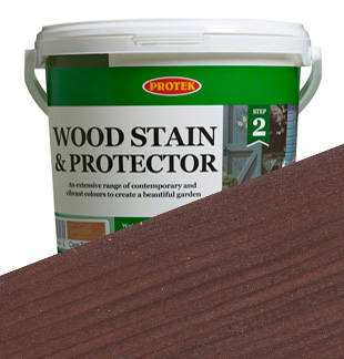 Protek Wood Stain and Protector - Cedar