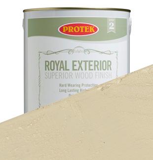Protek Royal Exterior - Cornish Cream