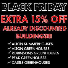 BLACK FRIDAY SAVINGS Extra 15% OFF!