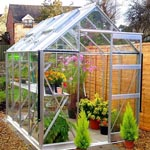 High Eave Greenhouse