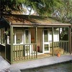 Malvern Henwick Garden Office
