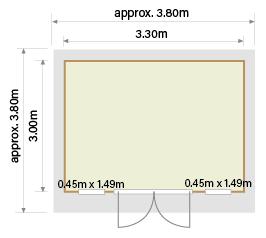 Stenberga - Model ST02 Floor Plan
