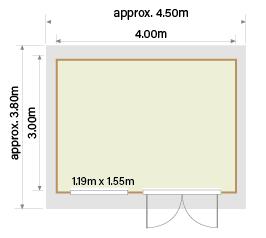 Stenberga - Model ST03 Floor Plan
