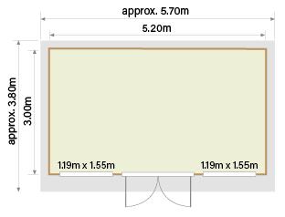 Stenberga - Model ST04 Floor Plan