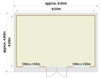Stenberga - Model ST06 Floor Plan