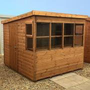 Fort Membury Pent Shed