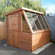Fort Norbury Potting Shed