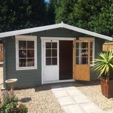 Big savings across the range Lillevilla Log Cabins