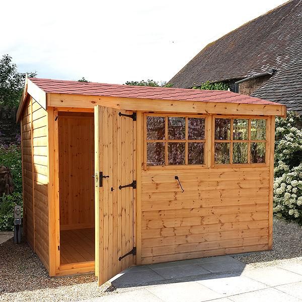 Malvern Holt Apex Shed