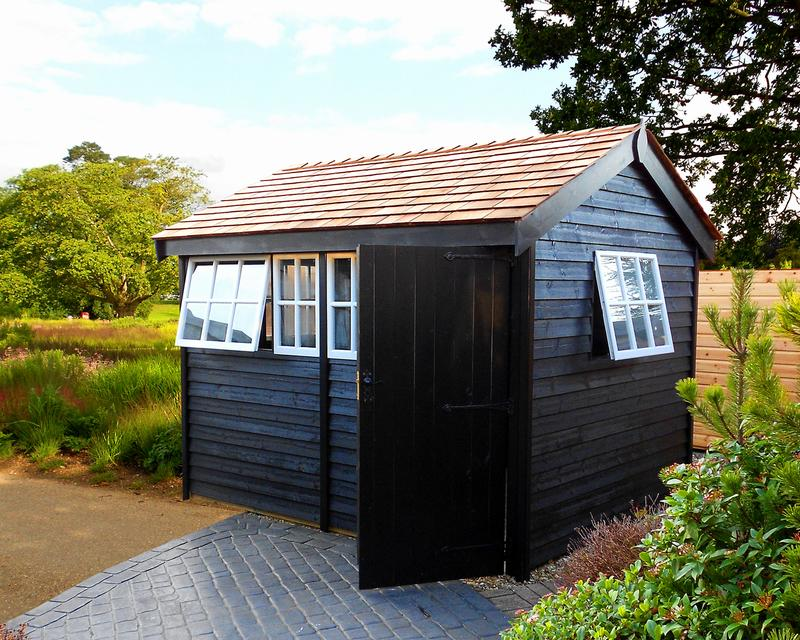 Malvern Holt Apex Shed Gbc Group