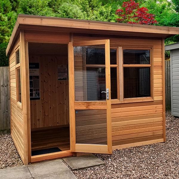 Malvern Arley Pent Garden Room