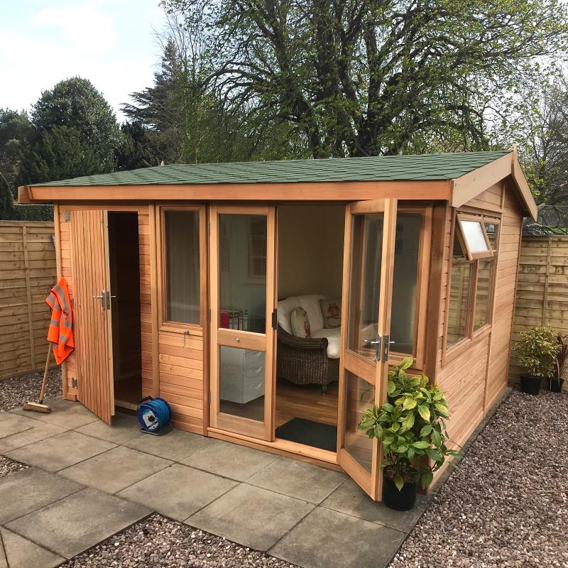 Malvern Arley Pavilion Garden Room