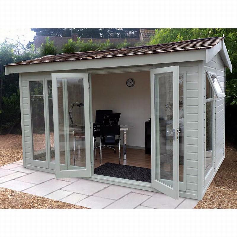 Malvern Studio Pavilion Garden Room Gbc Group