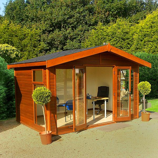 Malvern Studio Apex Garden Room
