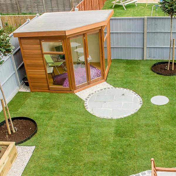 Sienna Corner Garden Room