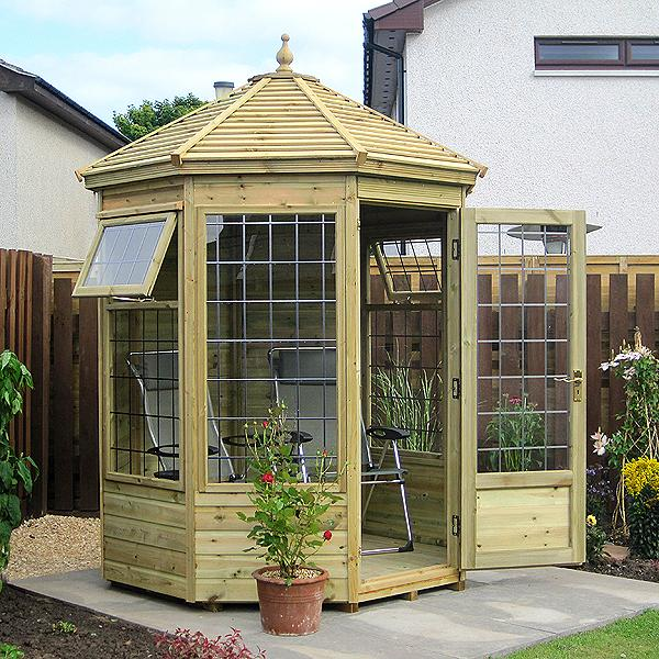 Countryside Octagonal Summer House