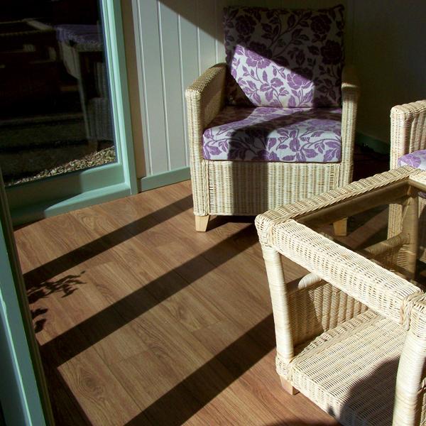 Acacia Apex High Garden Room