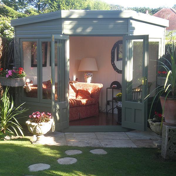 Malvern Harwood Summer House