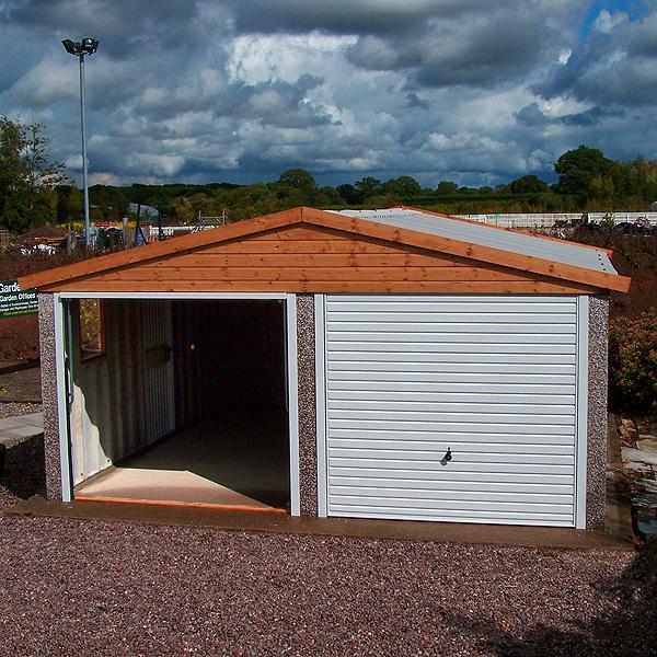 LidgetCompton Apex Garage