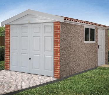 LidgetCompton Apex 15 Garage