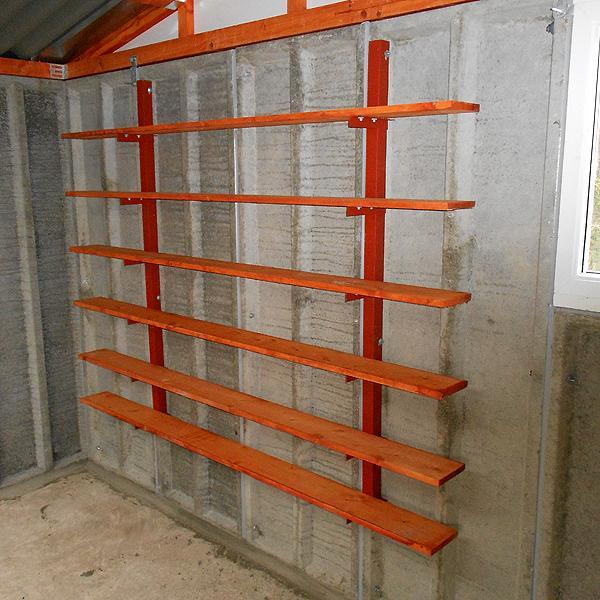 LidgetCompton Essentials Pent Garage