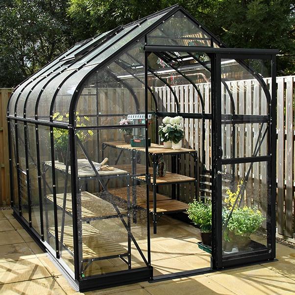 Castle Penrith Greenhouse