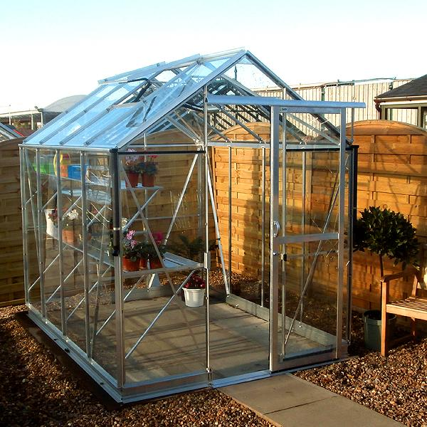 Castle Denbigh Greenhouse