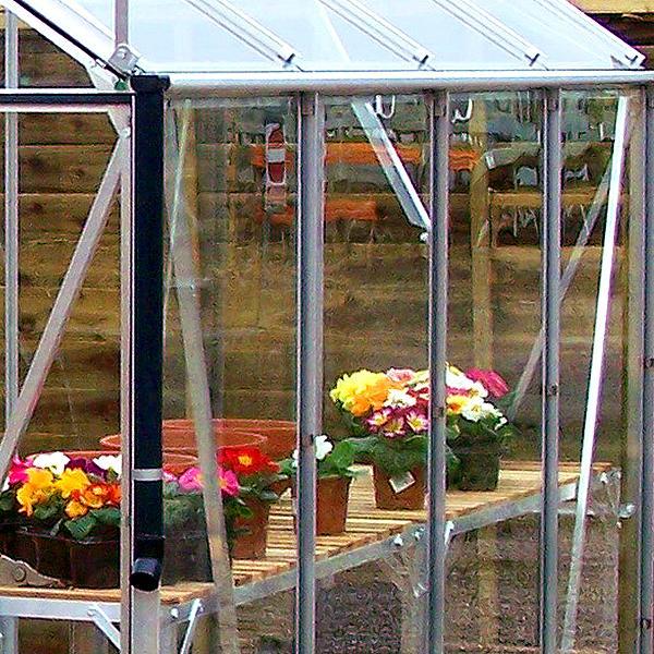 Castle Edinburgh Greenhouse