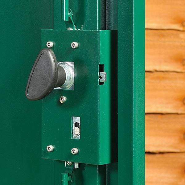 Secure Steel Storage Wensleydale Shed