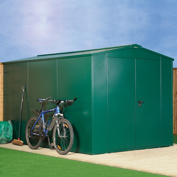 Secure Steel Storage Wensleydale Plus Shed