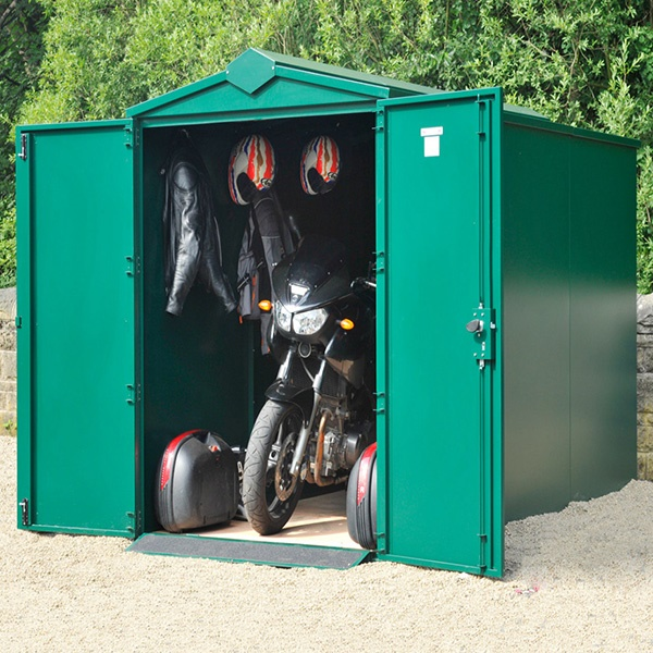 Secure Steel Storage Wharfedale Plus Shed