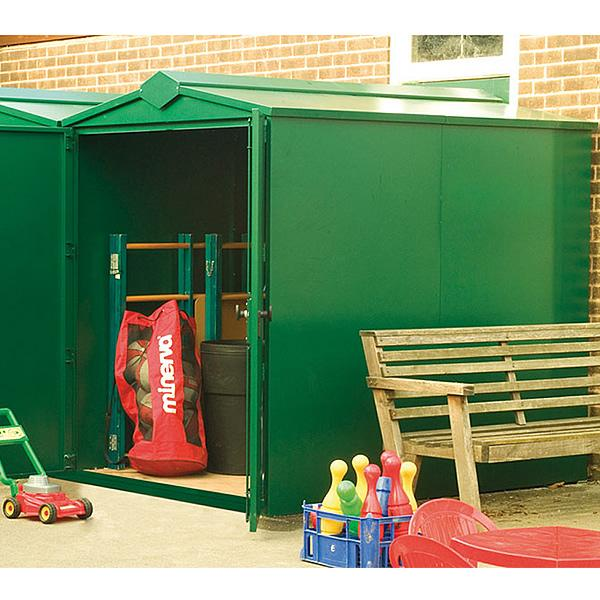 Secure Steel Storage Wharfedale Shed