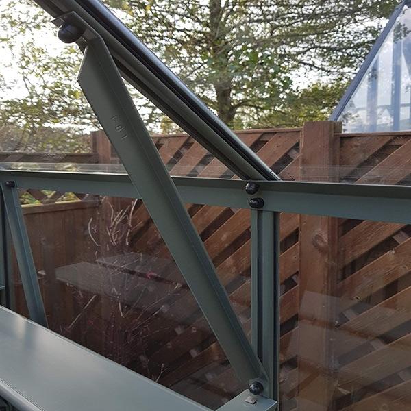 Peak Chepstow Greenhouse