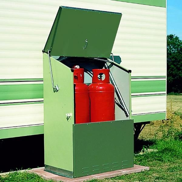 Trimetals Gas Cylinder Storage