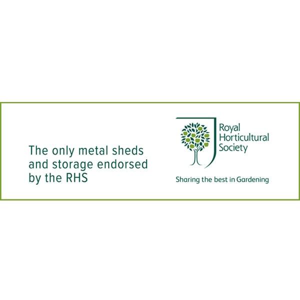 Trimetals Premium Pent Shed